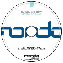 MND190CD: Quincy Weigert - Limits Of Blue