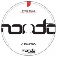 MND232CD: Cyril Ryaz - Red Black EP