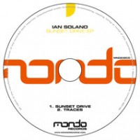 MND239CD: Ian Solano - Sunset Drive EP