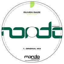 MND242CD: Ruven Gaze - Certus