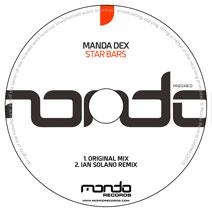 MND248CD: Manda Dex - Star Bars