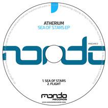 MND249CD: Atherium - Sea Of Stars EP