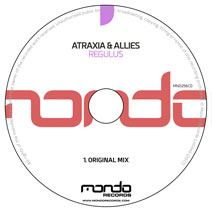 MND256CD: Atraxia & Allies - Regulus