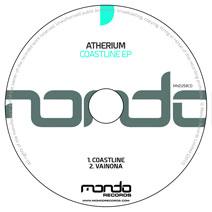 MND258CD: Atherium - Coastline EP