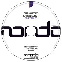 MND263CD: Orano feat. Karen Elliot - Fairytales