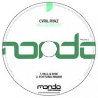 MND264CD: Cyril Ryaz - Fall & Rise EP