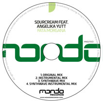 MND273CD: SourCream feat  Angelika Yutt - Fata Morgana