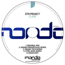 MND281CD: DT8 Project - Climb