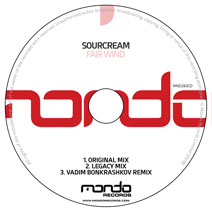 MND283CD: SourCream - Fair Wind