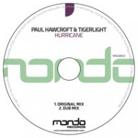 MND285CD: Paul Hawcroft & Tigerlight - Hurricane