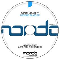 MND286CD: Simon Gregory - Looking Glass EP