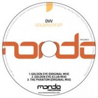 MND288CD: DVV - Golden Eye EP