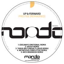 MND289CD: Up & Forward - Prestige (Reimagined)