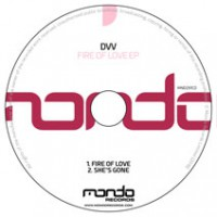 MND291CD: DVV - Fire of Love EP