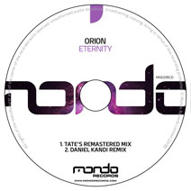 MND295CD: Orion - Eternity