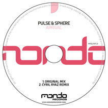 MND297CD: Pulse & Sphere - Arrival