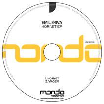 MND299CD: Emil Eriva - Hornet EP