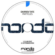MND300CD: Darren Tate - Particles