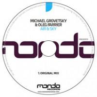 MND303CD: Michael Grovetsky & Oleg Farrier - Air & Sky