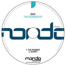 MND306CD: DVV - The Runner EP