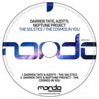 MND311CD: Darren Tate, Azotti, Neptune Project - The Solstice / The Cosmos In You