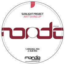MND313CD: Sunlight Project - Ain't Giving Up