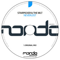 MND315CD: Starpicker & The WLT - Neverlost
