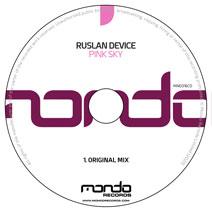 MND316CD: Ruslan Device - Pink Sky