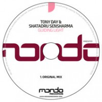 MND321CD: Tony Day & Shatadru Sensharma - Guiding Light