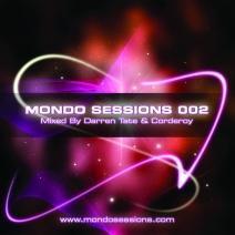 MNDA04: The Mondo Sessions 002 (Mixed by Darren Tate & Corderoy)
