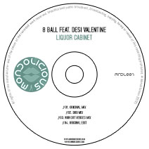 MNDL001CD: 8 Ball feat. Desi Valentine - Liquor Cabinet
