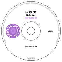 MNDL010CD: Manda Dex feat. Izzy - Dream Beat