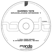 DT006CD: Darren Tate - Gracelands Episode 1