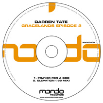 MND004CD: Darren Tate - Gracelands Episode 2