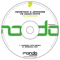 MND007CD: Hemstock & Jennings vs Adam White - Reverence