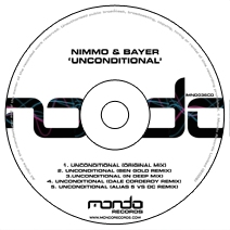 MND036CD: Nimmo & Bayer - Unconditional