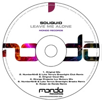 MND043CD: Soliquid - Leave Me Alone