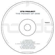 MND047CD: DT8 Project feat. Shena - The Power Of One