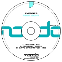 MND082CD: Avenger - First Sight