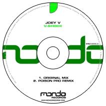 MND088CD: Joey V - V-Shock