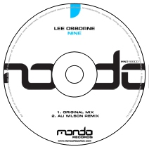 MND100CD: Lee Osborne - Nine