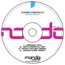 MND113CD: Chase Costello - Heartbeat
