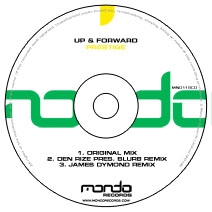 MND118CD: Up & Forward - Prestige