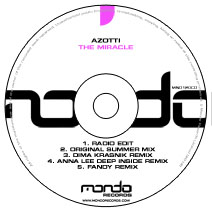 MND120CD: Azotti - The Miracle