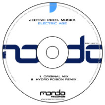 MND128CD: Jective pres. Muska - Electric Age