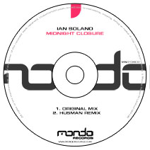 MND134CD: Ian Solano - Midnight Closure