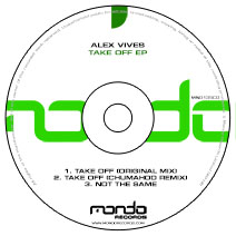 MND135CD: Alex Vives - Take Off EP