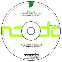 MND141CD: Evave - Catch The Wave / Storm Spirit