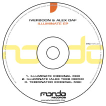 MND151CD: Iversoon & Alex Daf - Illuminate EP