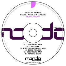 MND165CD: Jason Ross feat. Kelley Jakle - Run Away